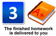 third step in hiring a subject expert to complete an online or offline homework project for you